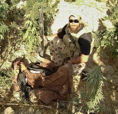Drugs dead us army Afghanistan