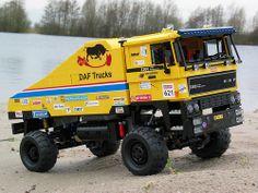 DAF 3300 Paris Dakar Truck