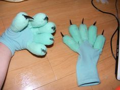Handpaw Tutorial                                                                                                                                                      More