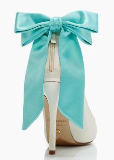 Shoe Kryptonite | Kate Spade 'Grande' bow peep toes |Shoeperwoman