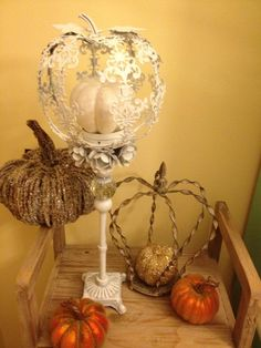 Whimsical pumpkin s