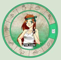 Cipher Wheel - Wendy Corduroy by madamedobato.deviantart