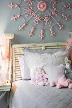 Isabellas Shabby {Chic} Toddler Room, Shabby Chic Nursery/Toddler room., Girls Rooms Design