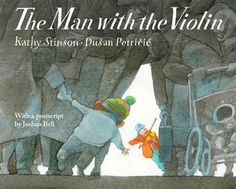 Winner of the 2014 TD Children's Literature Award—now in paperback! Dylan is someone who notices things. His mom is someone who doesn't. So try as he might, Dylan can't get his mom to listen to the man playing the violin in the subway station. But Dylan is swept away by the beautiful music that fills the air as crowds of oblivious people hurry past. This gorgeous picture book is based on the true story of Joshua Bell, a world-renowned classical viol...