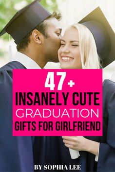 If you're looking for the best graduation gifts for girlfriend, you need to check this out! So many unique, sentimental gift ideas she will love. Graduation Gifts For Girlfriend, Outdoor Graduation Parties, High School Graduation Gifts, Graduation Party Decor, Party Ideas, Gift Ideas, Sentimental Gifts, Girlfriends, Unique