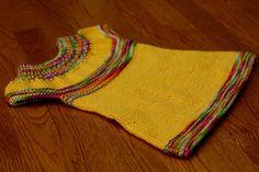 Ravelry: Maxi Top / Dress pattern by Elena Nodel