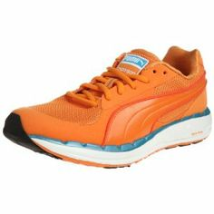 Puma Faas 500 Mens Running sneakers / Shoes - Orange :Disclosure :Affiliate Link