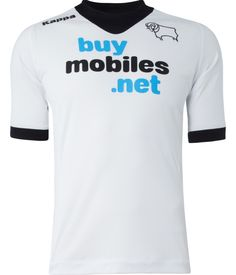 Derby County Kappa Home Kit 2012