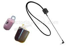 Pinganillo de Examenes MIR 21 y Collar Induccion MP3.