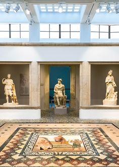 Κως: Εντυπωσιακά γλυπτά στο Αρχαιολογικό Μουσείο Κω