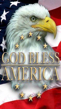 *GOD BLESS AMERICA
