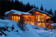 MASTERFULLY DESIGNED ALPINE RETREAT  |  Whistler, Canada  |  Luxury Portfolio International Member - The Whistler Real Estate Co.