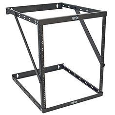 "TRIPP LITE 8U 12U 22U 2-Post Open Frame Rack Cabinet Expandable 23.5"" Depth - http://our-shopping-store.com"