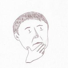 HARUKI . . . #murakami #haruki #kafka #novel #writer #illustration #drawing . #무라카미하루키 #소설가 #일러스트 #드로잉 #그림