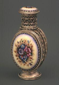 beauty from the town Rostov Great ,russian enamel-finifty(финифть)