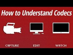 How to Understand Codecs | B&H Explora