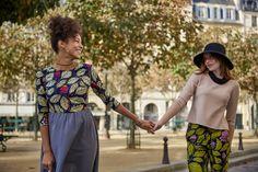 Wax Touch Collection Maison Mixmelô FW 18 #fashion #frenchstyle #waxprint #womensfashion #mixandmatch #slowfashion #ethicalfashion #africanfashion Sequin Skirt, Wax, Sequins, Touch, Collection, Skirts, Style, Fashion, Fashion Ideas