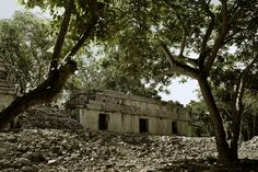 Chunhuhub Quintana Roo Mexico - Mayan Ruins