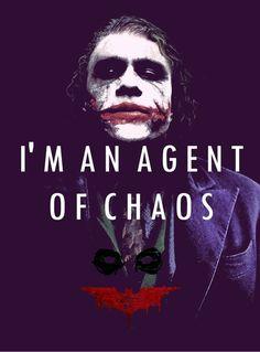 Joker (The Dark Knight Quote)