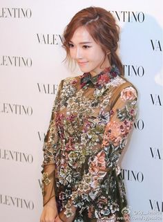 SNSD's Jessica thanks fans for attending her events in China ~ Wonderful Generation