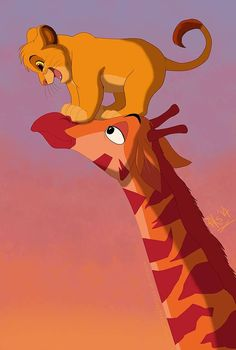 Drawing Disney Animals The Lion King - Drawing Le Roi Lion 2, Roi Lion Simba, Lion King Simba, Disney Lion King, Cartoon Wallpaper, Disney Phone Wallpaper, Iphone Wallpaper, The Lion King 1994, Lion King Fan Art