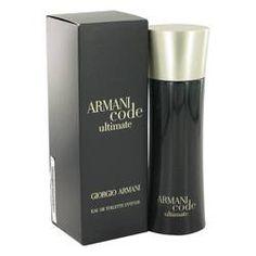 Armani Code Ultimate by Giorgio Armani 2.5 oz Eau De Toilette Intense Spray for Men