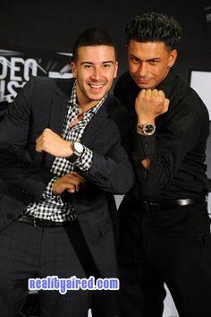 Vinny & Pauly D... yeaah buddy :)