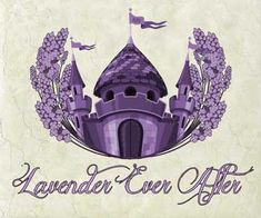 Lavender Ever After, oh my gosh...a creamy lavender gelato vape. So perfect, so balanced and comes with a cute castle charm with purchase of a full sized bottle.