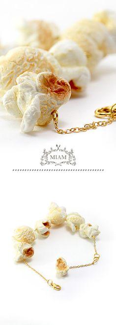 Popcorn bracelet from a French Jewellery designer :: M I A M ::