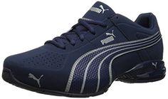 PUMA Men's Cell Surin Nubuck Cross-Training Shoe