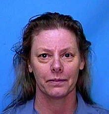 Aileen Wuornos   Aileen Carol Wuornos (February 29, 1956 – October 9, 2002) was an American serial killer who killed seven men in Florida in 1989 and 1990. Wuornos claimed that her victims had either raped or attempted to rape her while she was working as a prostitute, and that all of the killings were committed in self-defense.