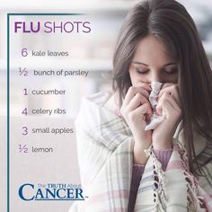 283 vind-ik-leuks, 8 reacties - The Truth About Cancer (@thetruthaboutcancerttac) op Instagram: '#thetruthaboutcancer #TTAC #flu #homeremedy #naturalremedies #organiclife #holistichealth #parsley…'