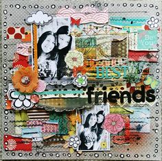 A Project by mamendonca from our Scrapbooking Gallery originally submitted 08/05/11 at 04:25 PM
