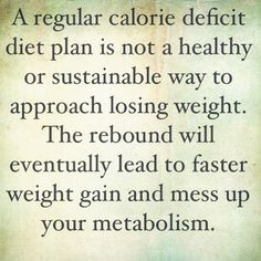 """Everyone wants to lose weight fast or try a fad diet by an """"expert"""". Please understand when you decrease you calories you will lose a lot of water weight and muscle tissue. Your body needs a certain amount of nutrients to function properly. You can get a lower calorie deficit by substituting healthier foods for some of the bad foods you might be consuming. Starving yourself will seem to be successful for the short term but the long term negative affects will be greater on your body. If you…"""