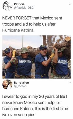 Don't forget that there is always someone to help us in return. More memes, funny videos and pics on Oh The Irony, Rasengan Vs Chidori, Human Kindness, Faith In Humanity Restored, Cute Stories, The More You Know, Social Issues, History Facts, Social Justice