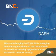 DASH Price Analysis: Emerging from the crypto winter. Cryptocurrency Trading, Cryptocurrency News, Blockchain Technology, Crypto Currencies, Brave, Investing, Marketing, Education, Winter