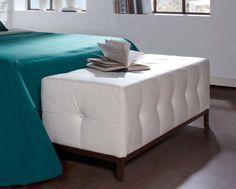 Banco de cama tapizado terciopelo chollos de muebles - Legua artesanos ...