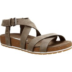 Malibu Waves Ankle Sandals: When your trip to the farmer's market turns into an all-day errand trek on foot, you'll be glad you wore these comfy ankle sandals from Timberland. Every Step You Take, Summer Outfits, Summer Clothes, Timberland, Waves, Comfy, Ankle, Sandals, How To Wear