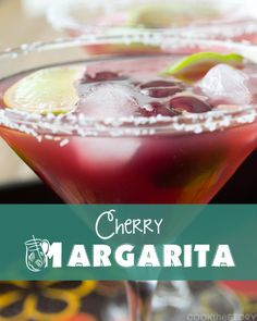 This is such a fun drink! #margarita #drink #recipe