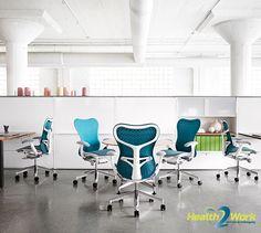 Herman Miller design ergonomische bureaustoel