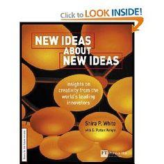 'New Ideas about New Ideas': uno de los mejores libros sobre creatividad que he leido