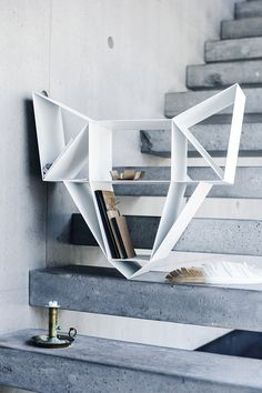 Wolf shelf by BEdesign