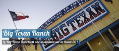 Avis et Test : Le Big Texan Ranch sur la mythique Route 66