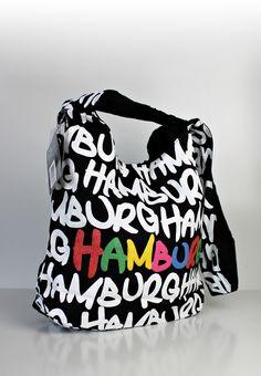 HAMBURG - Original Robin Ruth Taschen online bestellen! Städtetaschen von Berlin, Dubai, Hamburg, New York, Wien und viele mehr!