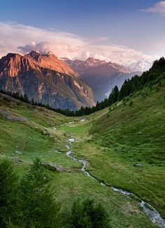 Switzerland - Belalp: Pristine by John & Tina Reid, via Flickr