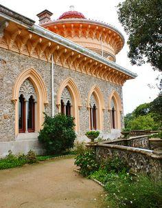 Gothic Architecture, Architecture Details, Visit Lisboa, Sintra Portugal, Amazing Buildings, Building Facade, View Image, Explore, Mansions