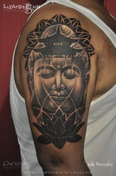 Buddha Tattoo, - why not visit our site for more inspiratio.- Buddha Tattoo, – why not visit our site for more inspirational tattoo ideas? Buddha Tattoo, – why not visit our site for more inspirational tattoo ideas? Budist Tattoo, Khmer Tattoo, Yogi Tattoo, Get A Tattoo, Shiva Tattoo, Lotus Tattoo, Tattoo Drawings, Full Arm Tattoos, Black Ink Tattoos