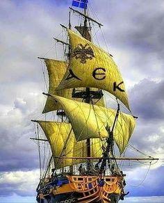 Soccer Kits, Sailing Ships, Emerald, Novels, Boat, Lady, Image, Athens, Dinghy