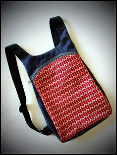 Mochilas from K1000 in Spain. I order these if you want one.