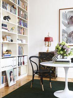 Penelope Loorham, Douglas McMeekin and Family - The Design Files Decor, House Design, Interior Design, House Interior, Home, Interior, Dream Decor, Dining Room Inspiration, Melbourne House